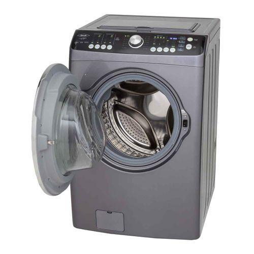 Lavadora-Secadora-Zafiro-F1500-Haceb-TI-15-Kg-Titanio